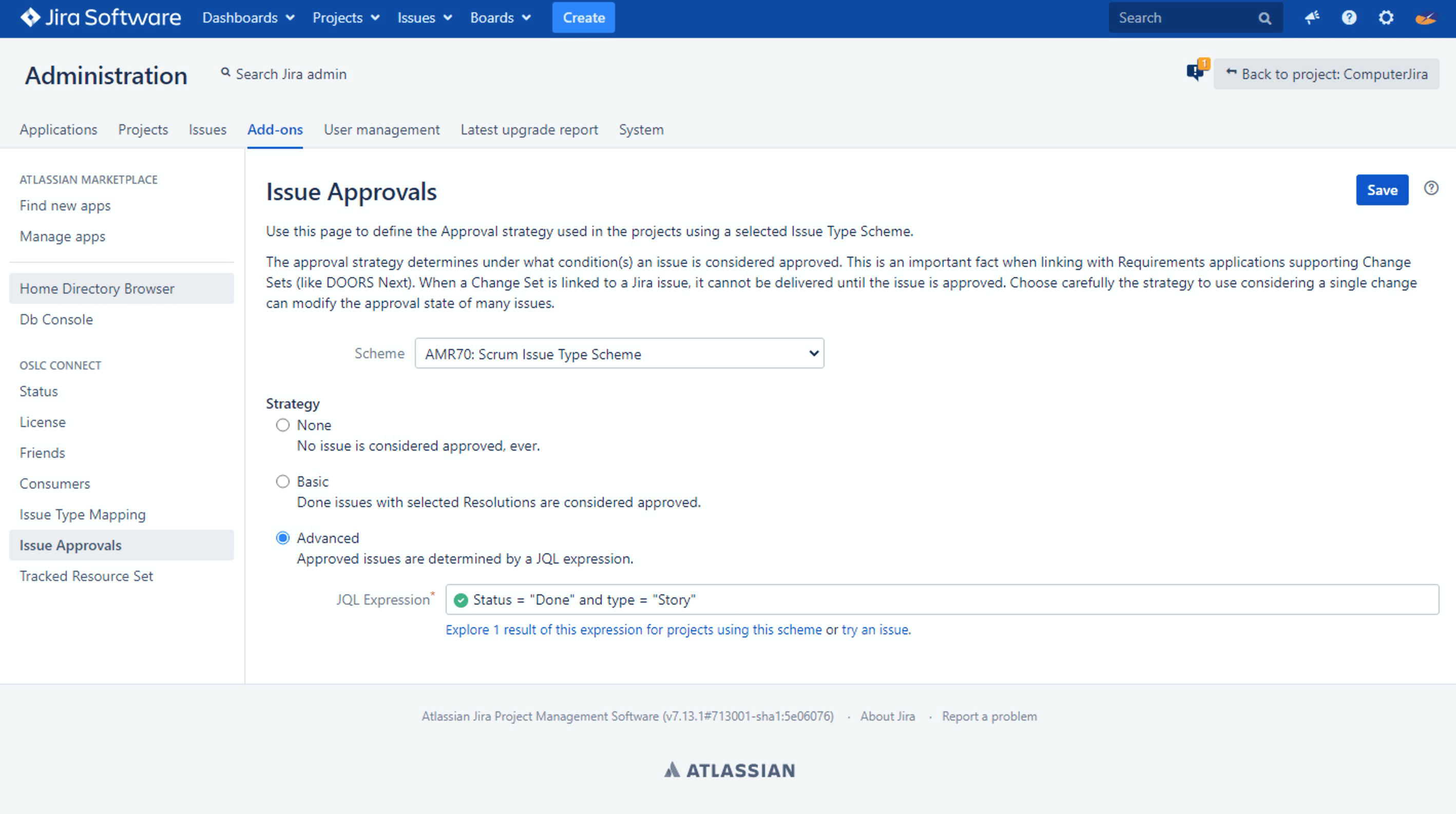 Approvals with DOORS Next Generation and Jira_OSLC Connect for Jira_SodiusWillert-1
