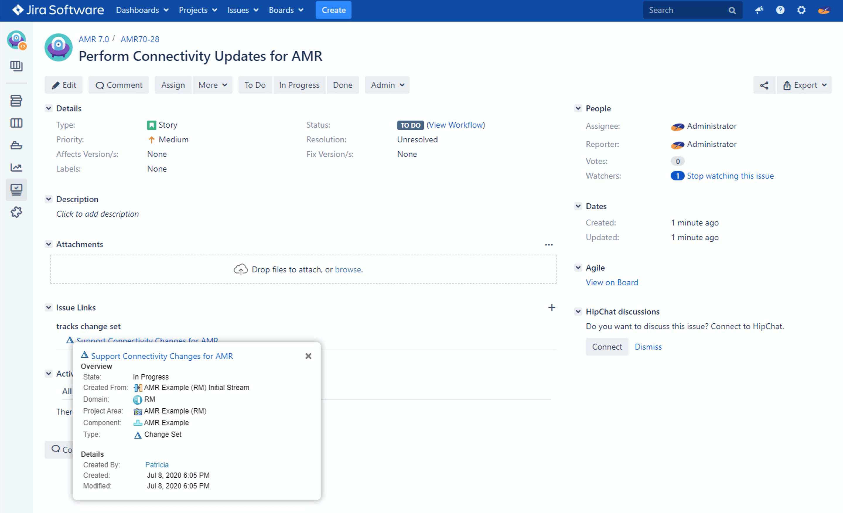 Approvals with DOORS Next Generation and Jira_OSLC Connect for Jira_SodiusWillert-3