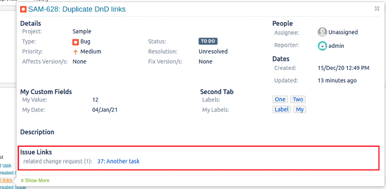 Collaboration Links in Previews_OSLC Connect for Jira 2.5.0_SodiusWillert