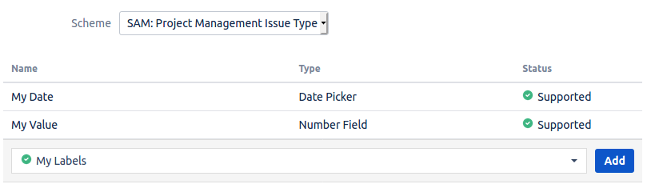 Custom Fields in Reporting_OSLC Connect for Jira 2.5.0_SodiusWillert