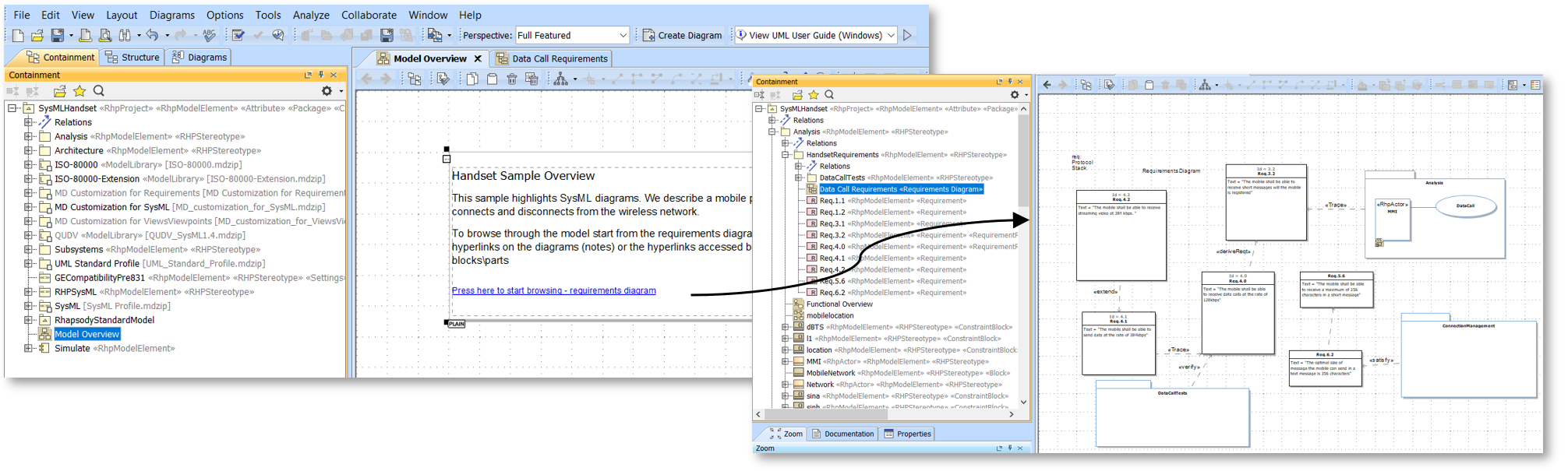 New Configuration Options_MagicDraw Publisher for Rhapsody_Sodius_2