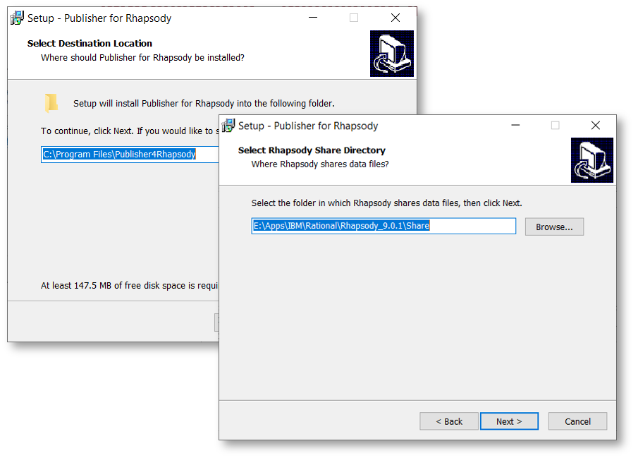 New Installation and Logging_MagicDraw Publisher for Rhapsody_Sodius