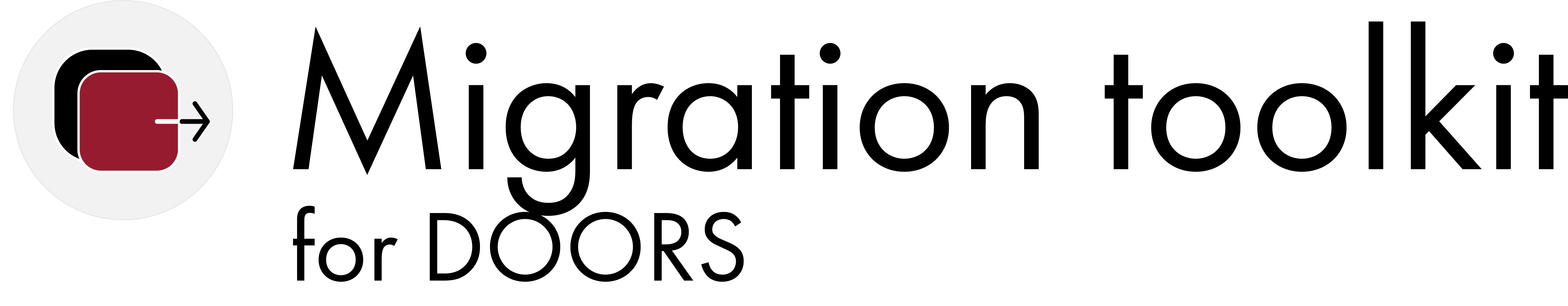 Logo_Migration toolkit for DOORS_SodiusWillert_2020_black