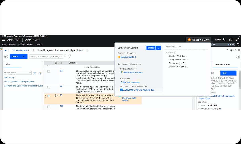 Manage Change Approvals within Jira_Jira DOORS Next interation_OSLC Connect for Jira_SodiusWillert_2