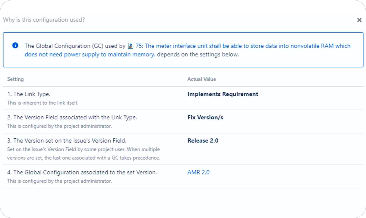 Work with Configurations_Jira DOORS Next interation_OSLC Connect for Jira_SodiusWillert_3